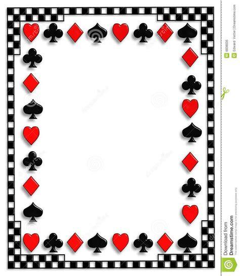 Poker templates free jpg 736x846